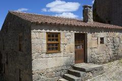 Sortelha. Historical village of Sortelha, Portugal Stock Images