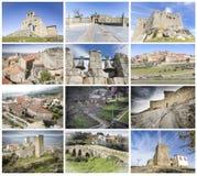 Historical Villages of Portugal - Aldeias Historicas de Portugal. The 12 Historical Villages of Portugal - Aldeias Historicas de Portugal Stock Photography