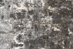 Historical Wall Background. Historical wall of a fortress Stock Image