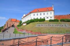 Free Historical Water Gate Of Old Town In Grudziadz, Poland Stock Photos - 72033863