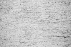 Old white wall texture Stock Photography
