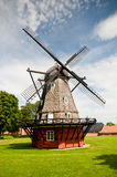 Historical windmill Royalty Free Stock Image