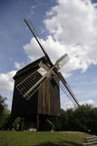 Historical windmill Stock Photos