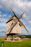Historical windmill in Germany Royalty Free Stock Photography