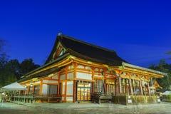 The historical Yasaka Shrine Royalty Free Stock Images