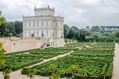 Free Historically, An Important Architectural Building Landmark Castle With Garden And Flowers And Shrubs Ladshaftnym Design In The For Royalty Free Stock Photography - 62788807