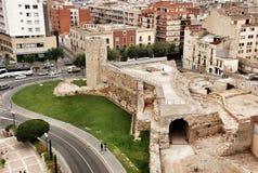 Historically Ruins in Tarragona Stock Image