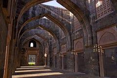 HISTORICE miejsce MAHAL - HINDOLA - obrazy stock