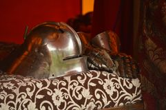 Historie-, klosterbroder- och handhantverk Royaltyfria Bilder