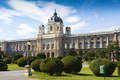 historiemuseum naturliga vienna Royaltyfria Bilder