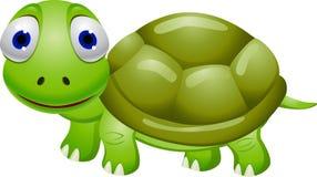 Historieta de la tortuga Fotografía de archivo