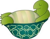 Historieta de la tortuga Imagen de archivo libre de regalías