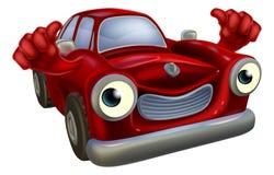 Historieta del coche Foto de archivo