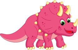 Historieta del dinosaurio Imagen de archivo libre de regalías