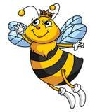 Historieta divertida de la abeja Fotos de archivo libres de regalías