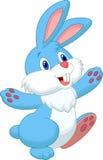 Historieta feliz del conejo Imagen de archivo