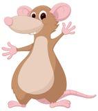 Historieta linda del ratón Fotografía de archivo