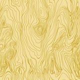 Historieta pintada textura inconsútil de madera Fotos de archivo