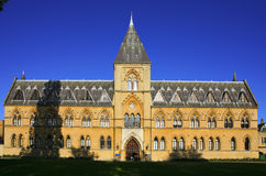 historii uniwersytet oksford muzealny naturalny Obrazy Stock