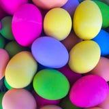 Historique complet de coloré, Pâques, oeufs photo stock