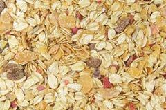 Historique complet de cornflakes image stock