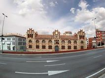 Historisch archief van Teruel royalty-vrije stock afbeelding