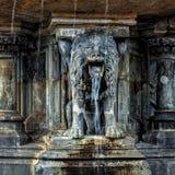 Historisch architectonisch detail stock foto's