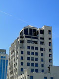 1930 Historisch Art Deco Building Royalty-vrije Stock Afbeelding
