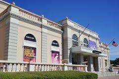Historisch Asolo-Repertoiretheater Royalty-vrije Stock Fotografie