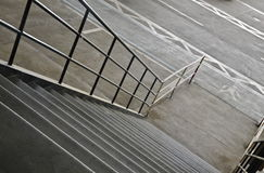 Historisch Berlin Tempelhof Airport Stock Afbeelding