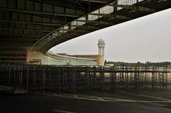 Historisch Berlin Tempelhof Airport Stock Fotografie