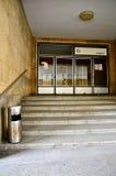 Historisch Berlin Tempelhof Airport Stock Foto's