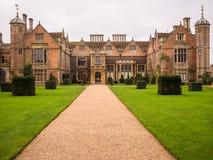 Historisch Buitenhuis in Engeland royalty-vrije stock foto