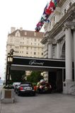 Historisch Fairmont-Hotel, San Francisco, Californië stock afbeeldingen