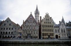 Historisch Gent Stock Fotografie
