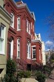 Historisch Georgetown royalty-vrije stock afbeelding