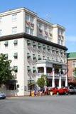Historisch Hotel Gettysburg Stock Foto's