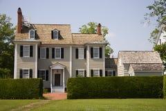 Historisch Huis stock foto's