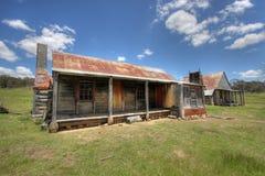 Historisch Huis Coleman Royalty-vrije Stock Afbeeldingen