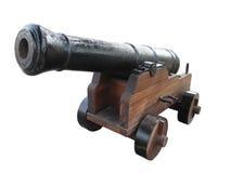 Historisch kanon Stock Foto's