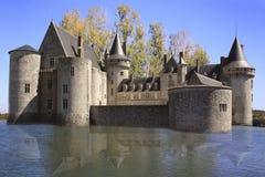 Historisch kasteel Royalty-vrije Stock Afbeeldingen