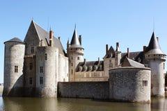 Historisch kasteel Royalty-vrije Stock Foto's