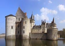 Historisch kasteel Stock Foto