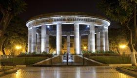 Historisch monument in Guadalajara royalty-vrije stock afbeelding