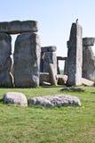 Historisch monument Stonehenge, Engeland, het UK Stock Afbeelding