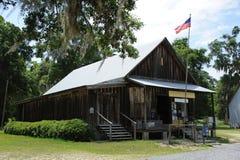 Historisch postkantoor Florida de V.S. royalty-vrije stock foto