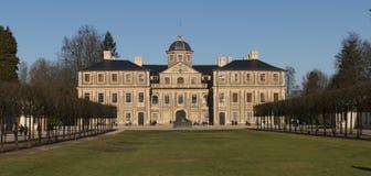 Historisch, Schloss Liebling mit Förch, in der Öffentlichkeit, frei zugänglicher Park, Rastatt im Schwarzwald stockfotos