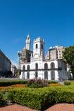 Historisch Stadhuis (Cabildo), Buenos aires Argentinien stock foto's