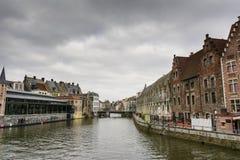 Historisch stadscentrum, Mijnheer Royalty-vrije Stock Fotografie
