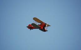 Historisch Vliegtuig Stock Afbeeldingen